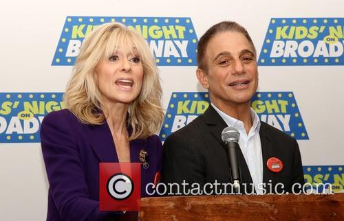 Judith Light and Tony Danza 7