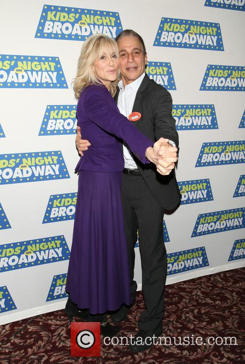 Judith Light and Tony Danza 8