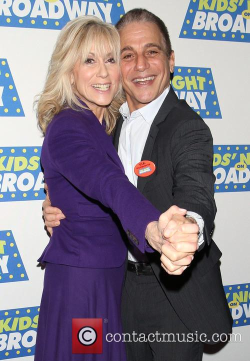 Judith Light and Tony Danza 9