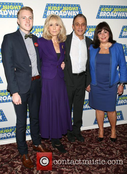 Tommy Craven, Judith Light, Tony Danza and Charlotte St. Martin 3