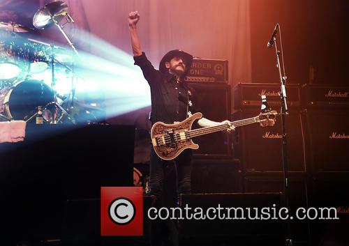 Motorhead in concert