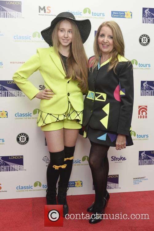 Gillian Mckeith and Afton Mckeith-magaziner 2