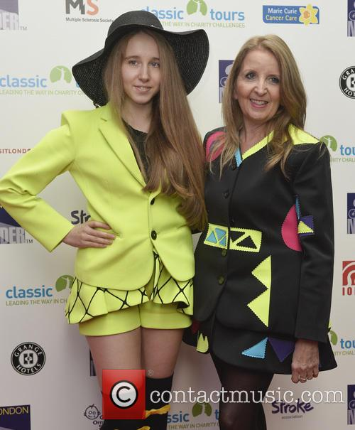 Gillian Mckeith and Afton Mckeith-magaziner 3