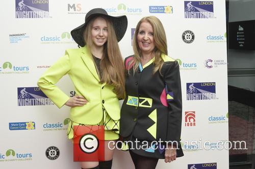 Gillian Mckeith and Afton Mckeith-magaziner 4