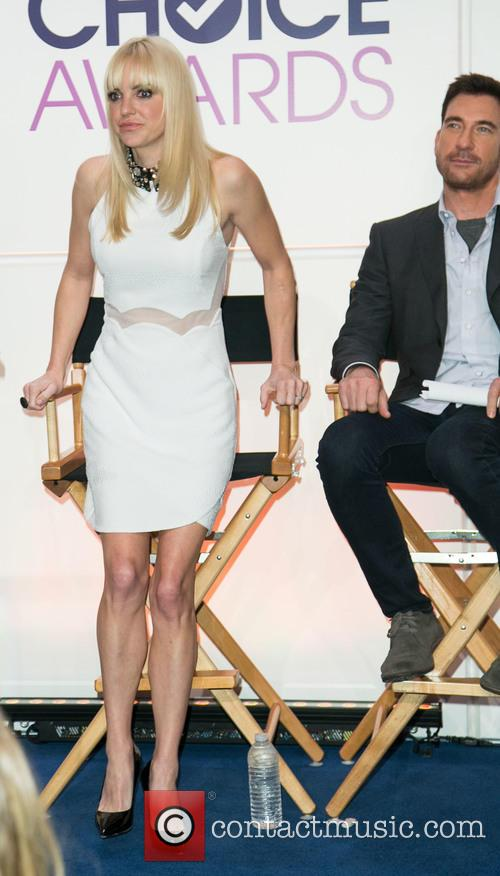 Anna Faris and Dylan Mcdermott 10