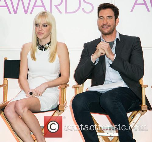 Anna Faris and Dylan Mcdermott 11