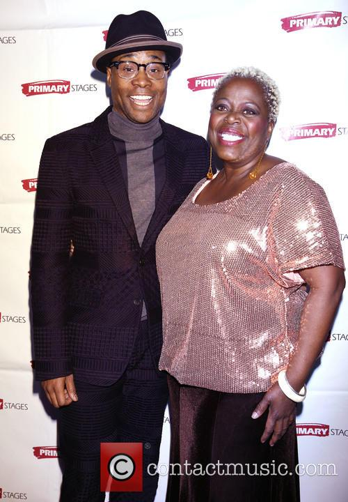 Billy Porter and Lillias White