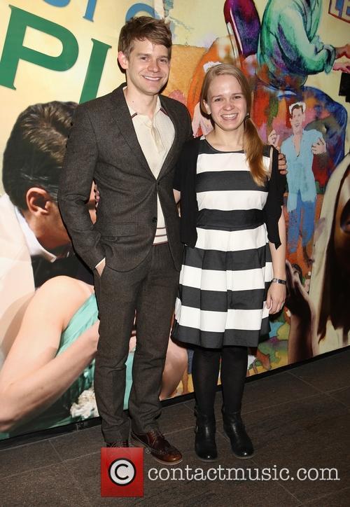 Andrew Keenan-bolger and Maggie Keenan-bolger 1