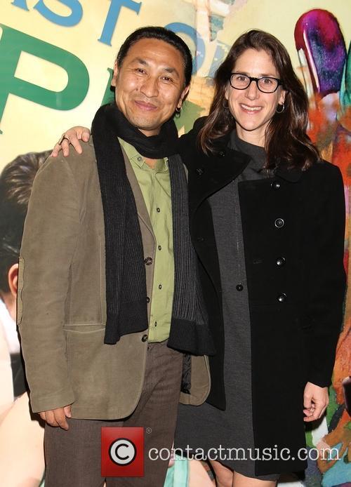 Tsering Dorjee and Anne Kauffman 2