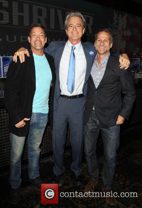 John Duran, Bobby Shriver and John D'amico 2