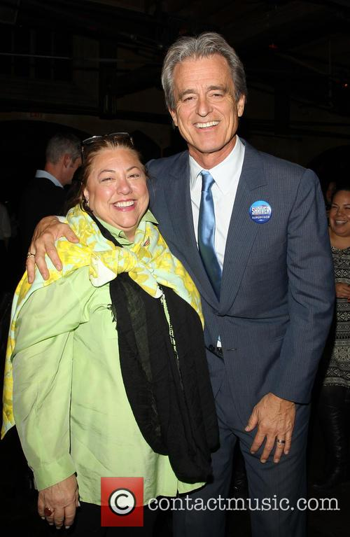 Lucy Webb and Bobby Shriver 3