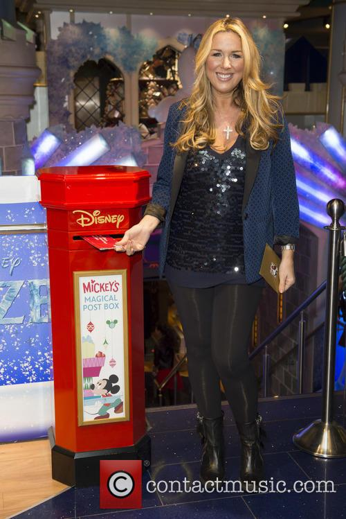 Launch of Disney Store's Share the Magic Christmas...