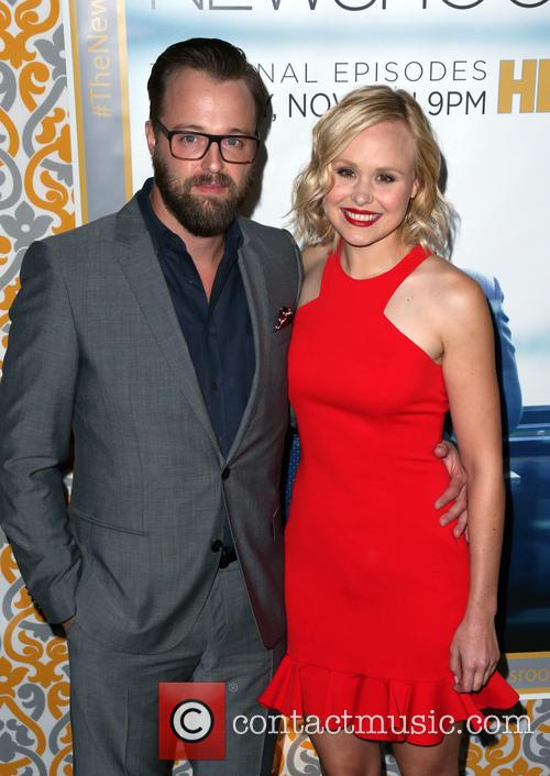 Alison Pill and Joshua Leonard 4