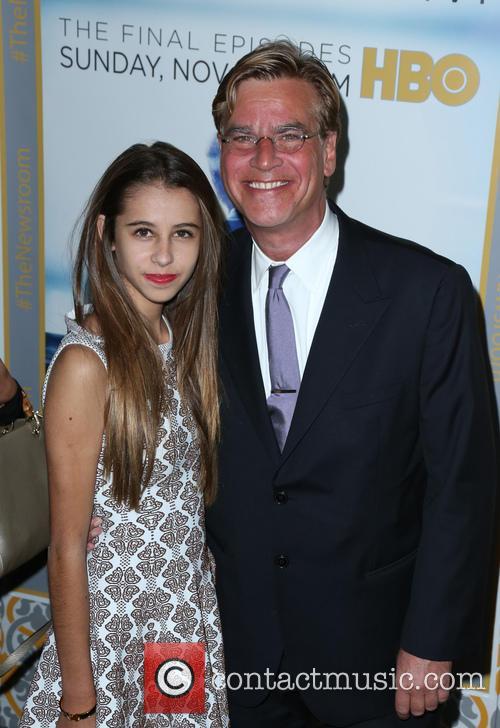 Roxy Sorkin and Aaron Sorkin 1