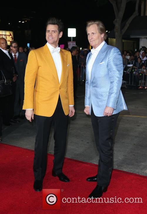 Jim Carrey and Jeff Daniels 1