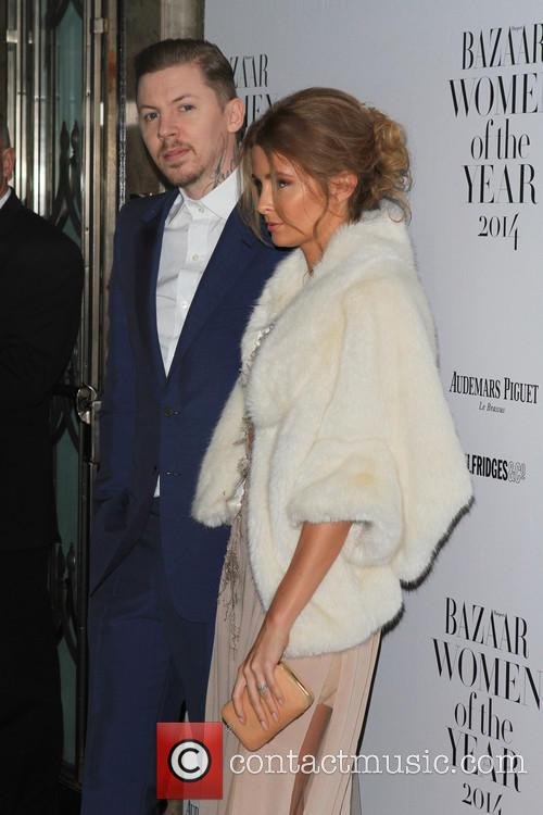 Millie Mackintosh and Professor Green 8