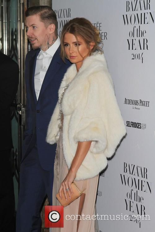 Millie Mackintosh and Professor Green 9