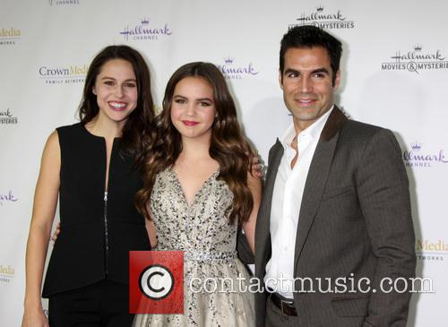 Kaitlin Riley, Bailee Madison and Jordi Vilasuso 3