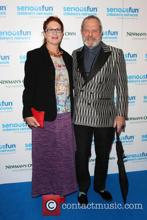 Terry Gilliam and Maggie Weston 1