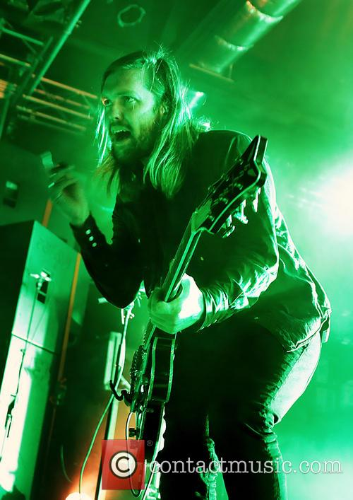 Russell Marsden and Band Of Skulls 3