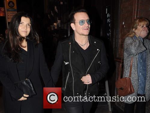 Bono and Ali Hewson 11