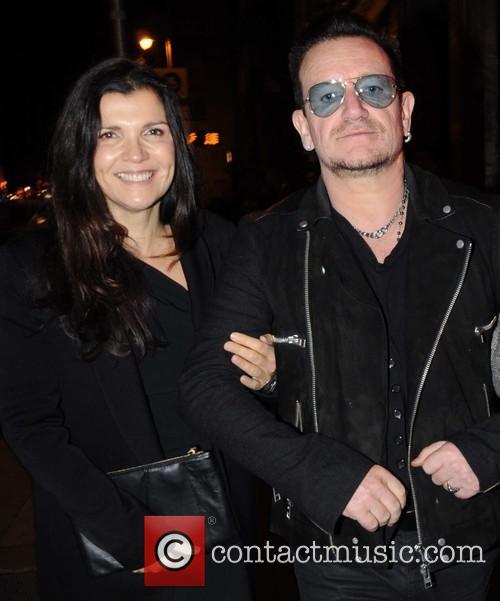 Ali Hewson and Bono 6