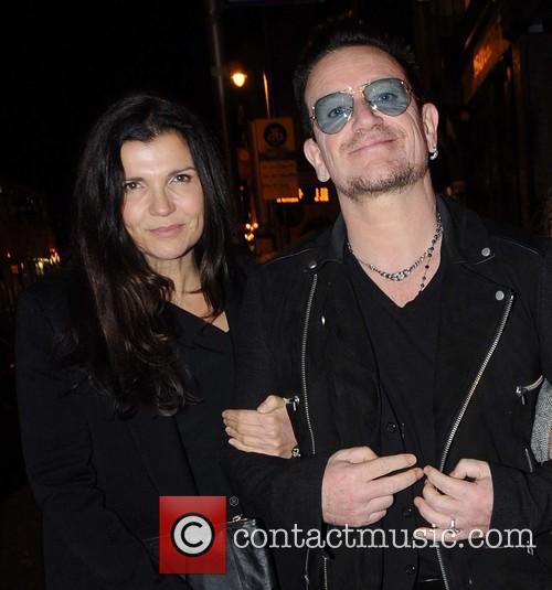 Ali Hewson and Bono 8