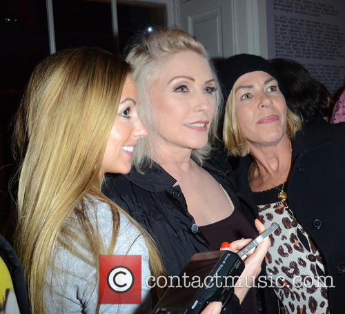 Debbie Harry and (middle) 6