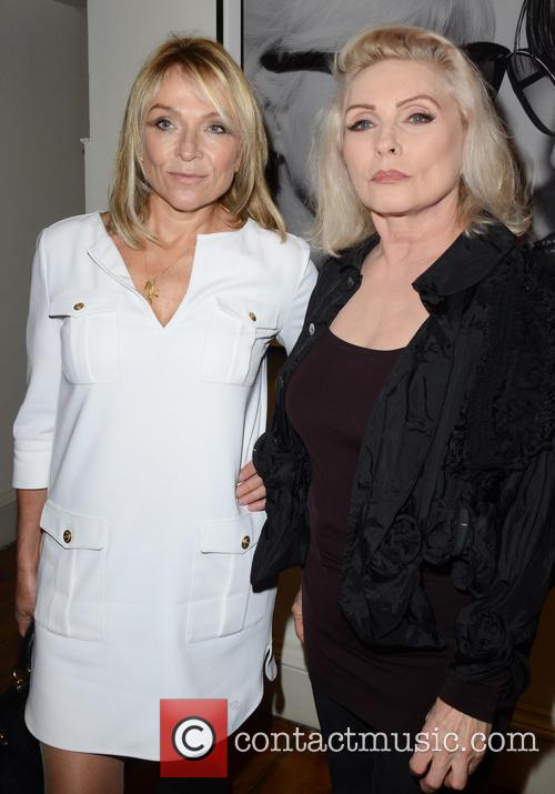 Guest and Debbie Harry 1