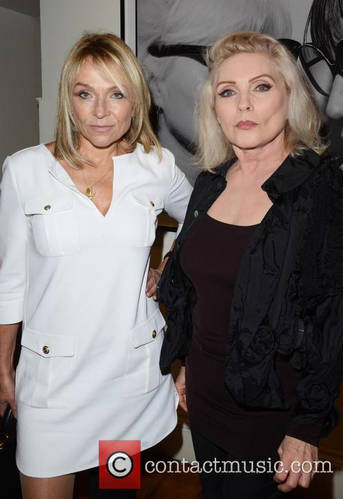Guest and Debbie Harry 7