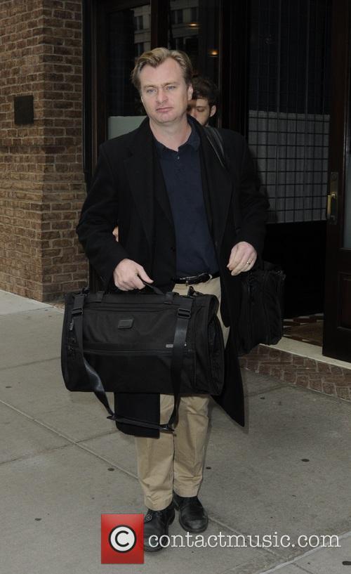 Christopher Nolan 5