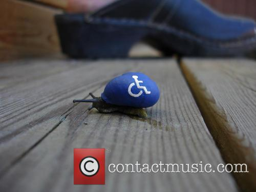 Handicapped Snail 1