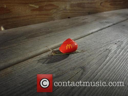 Mcdonald's Snail 2
