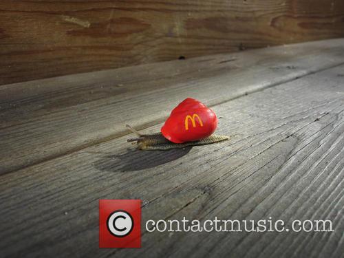 Mcdonald's Snail 1