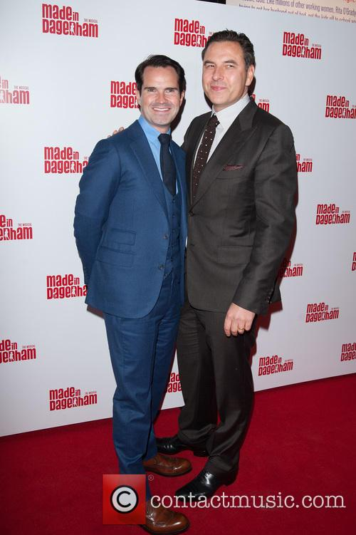 Jimmy Carr and David Walliams 3