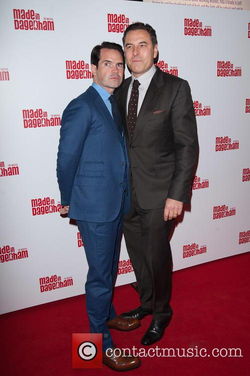 Jimmy Carr and David Walliams 1