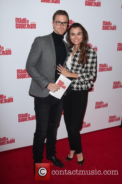 Samantha Barks and Richard Fleeshman 2