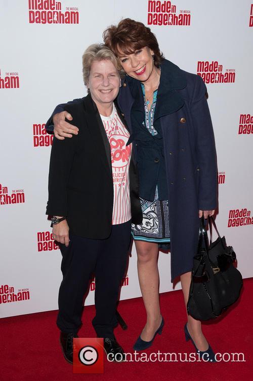 Sandy Toksvig and Kathy Lette 3