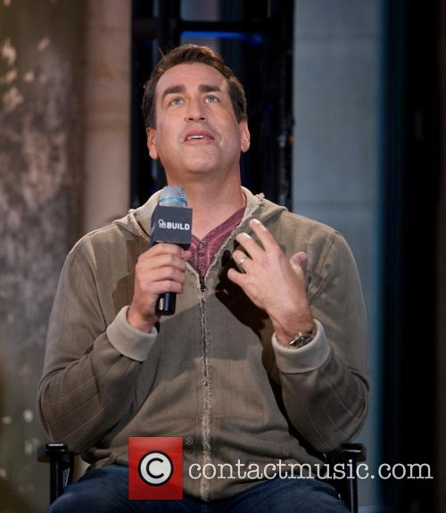 AOL's BUILD Speaker Series with Rob Riggle