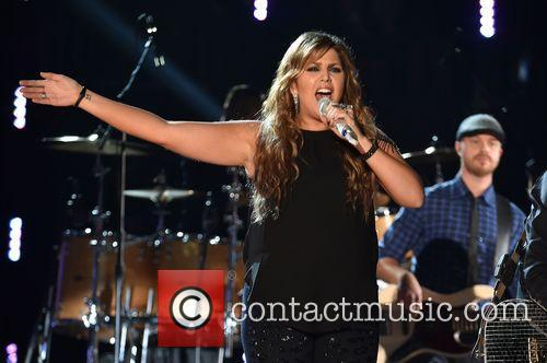 Hillary Scott, Charles Kelley, Dave Haywood and Lady Antebellum 1
