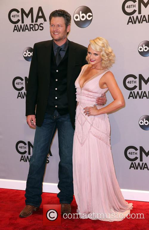 Blake Shelton and Miranda Lambert 4