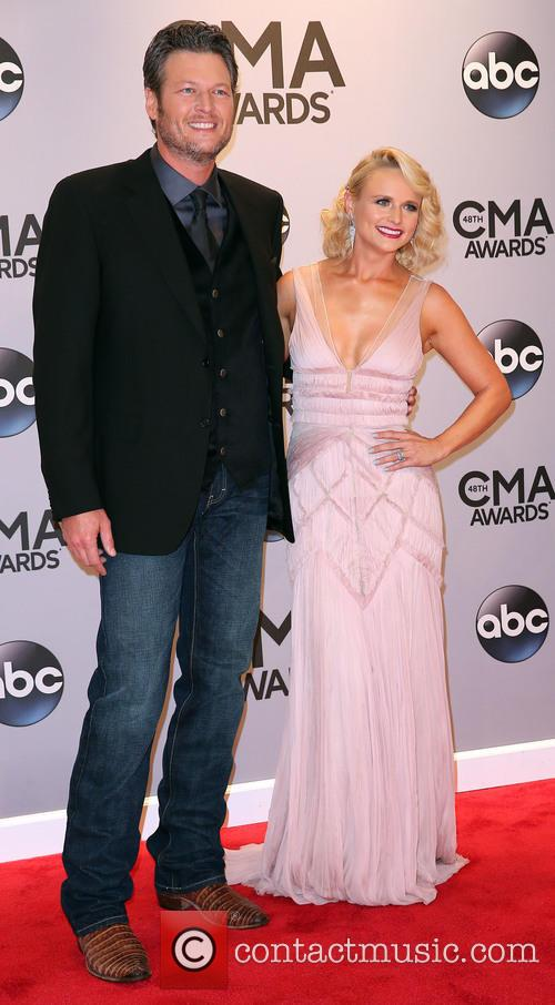 Blake Shelton and Miranda Lambert 6