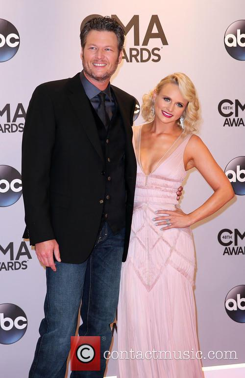 Blake Shelton and Miranda Lambert 7