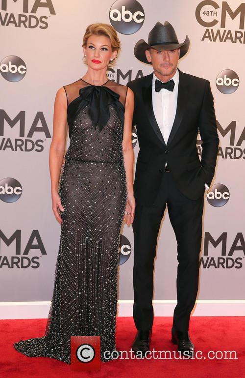 Faith Hill and Tim Mcgraw 7