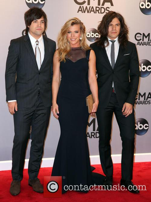 The Band Perry, Neil Perry, Kimberly Perry and Reid Perry 4