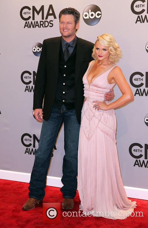 Blake Shelton and Miranda Lambert 3