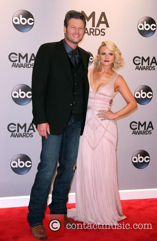 Blake Shelton and Miranda Lambert 8