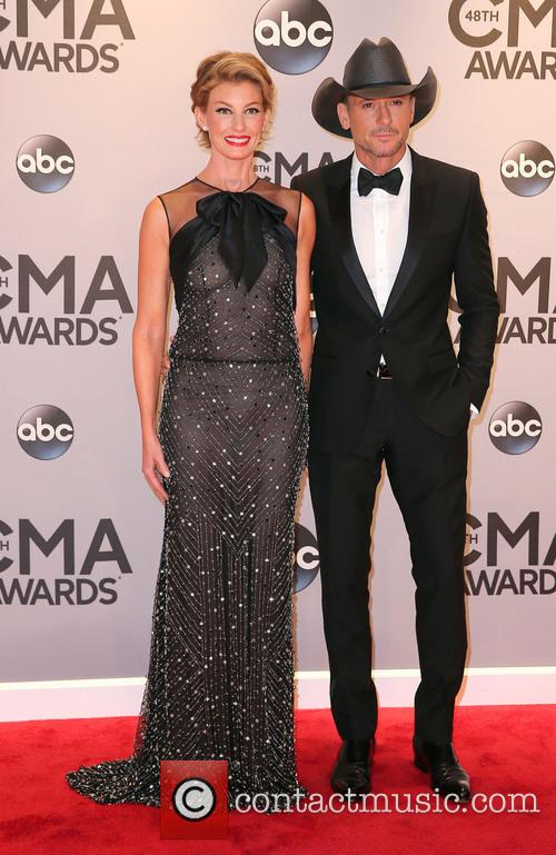 Faith Hill and Tim Mcgraw 2