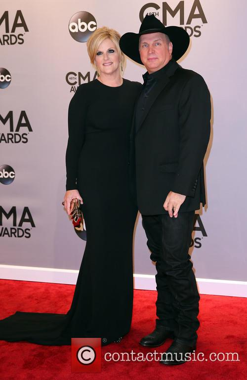 Trisha Yearwood and Garth Brooks 4