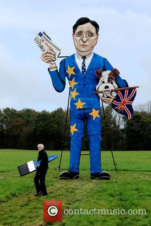 Jose Manuel Barroso and President of the EU...